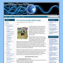 101 histoires de Nasr Eddin Hodja