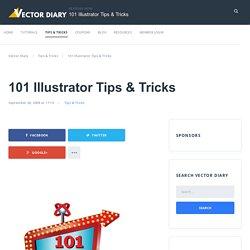 101 Illustrator Tips & Tricks