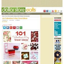 101 Valentine's Day Treat Ideas