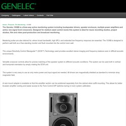 Genelec mobile