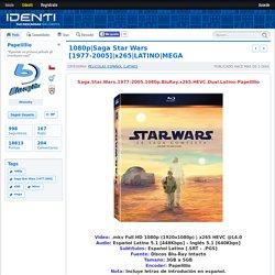 Saga Star Wars [1977-2005]