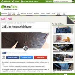 1083, le jean made in France