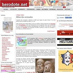 1095-1291 - Bilan des croisades - Herodote.net