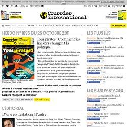 Hebdo n° 1095 du 27 octobre 2011
