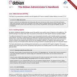 11.2.Web Server (HTTP)