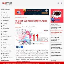 11 Best Women Safety Apps 2019