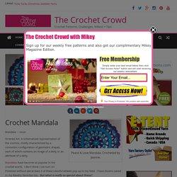 11 Crochet Mandala Patterns