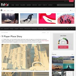 11 Paper Place Story