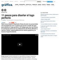 11 pasos para diseñar el logo perfecto