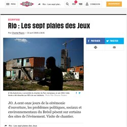 Rio: Les sept plaies des Jeux