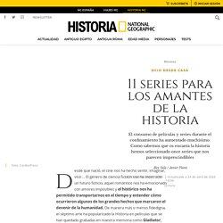 11 series para los amantes de la Historia