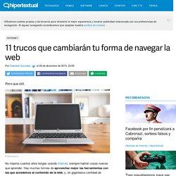 11 trucos para Google y Chrome