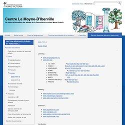 Centre Le Moyne-D'Iberville