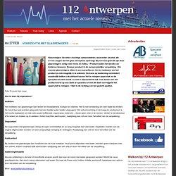 112 Antwerpen - Nieuwsarchief van 112 Antwerpen