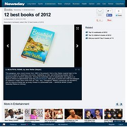 10 best books of 2012