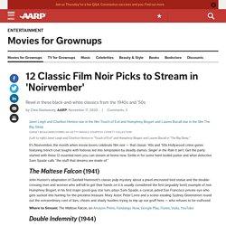 12 Best Film Noir Movies to Watch