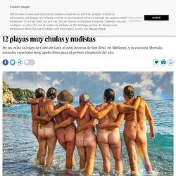 12 playas muy chulas y nudistas