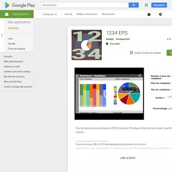 1234 EPS – Applications Android sur Google Play