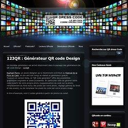 123QR : Générateur QR code Design