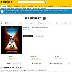 127 heures - film 2010