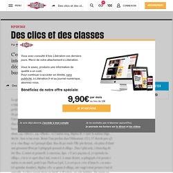 Des clics et des classes