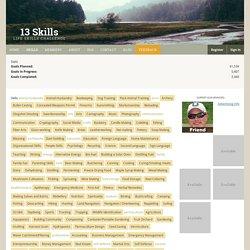13 Skills - All Skills