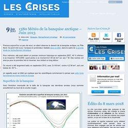 » 1380 Météo de la banquise arctique – Juin 2013