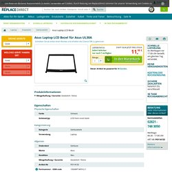 Asus Laptop LCD Bezel für Asus UL30A (13GNWT1AP012-1) - ReplaceDirect.de