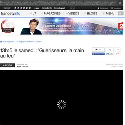 13h15 de France 2 du 31 janvier 2015 en replay
