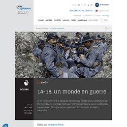 14-18, un monde en guerre (CNRS)