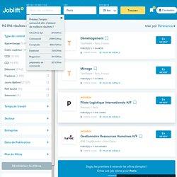 5648 Jobs à Paris - Joblift