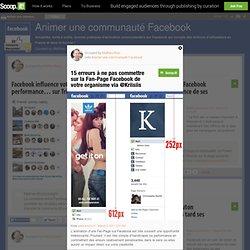 15 erreurs à ne pas commettre sur la Fan-Page Facebook de votre organisme via @Kriisiis