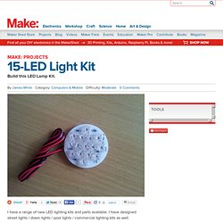 15-LED Light Kit