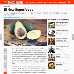 15 New Superfoods