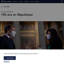 150 ans en République