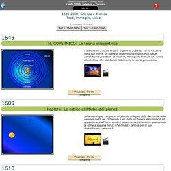 1500-2000 - Scienza e Tecnica