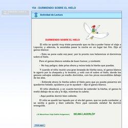 154 - DURMIENDO SOBRE EL HIELO
