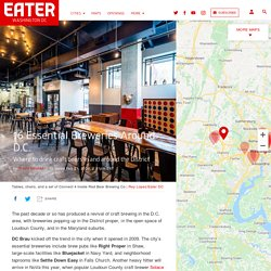 16 Essential Breweries Around D.C.