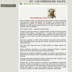 161 - LAS CEREZAS DEL CALIFA