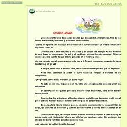 162 - LOS DOS ASNOS
