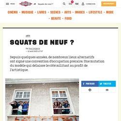 (17) Squats de neuf?