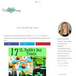 17 St. Patrick's Day Treats