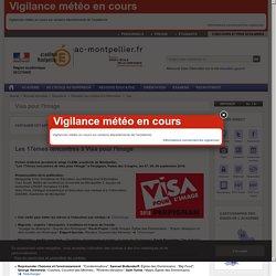 Les 17èmes rencontres à Visa pour l'Image