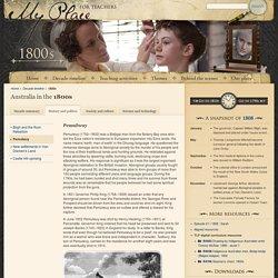1800s : Pemulwuy