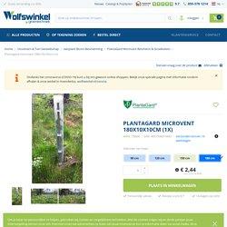 Plantagard microvent 180x10x10cm (1x) 73024 kopen?