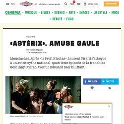 «Astérix», amuse gaule