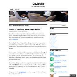Davidville