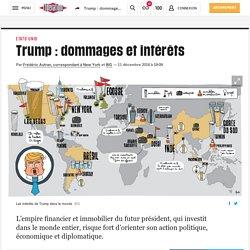 Trump: dommages et intérêts