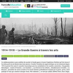 1914-1918 – La Grande Guerre à travers les arts