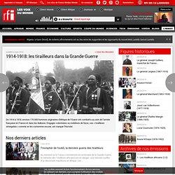 1914-1918: les tirailleurs dans la Grande Guerre